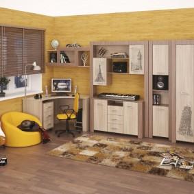 Современная мебель для детей подросткового возраста