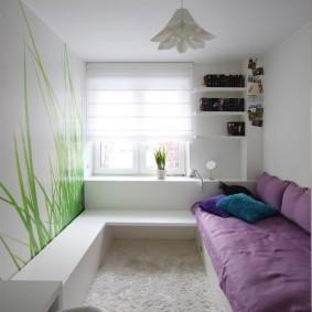 Мебель для детской в стиле минимализма