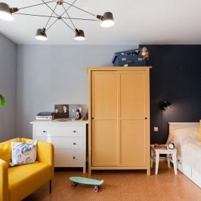 Стильная комната для современного подростка