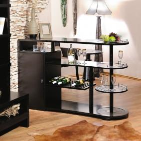 Стол-стойка для кухни-гостиной