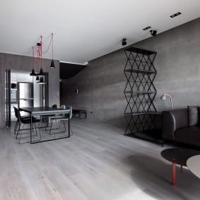 Современная квартира в стиле минимализма