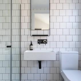 Квадратная плитка с матовой поверхностью