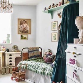 Детская комната в загородном доме