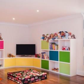 игровая детская комната идеи дизайна