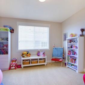 игровая детская комната декор