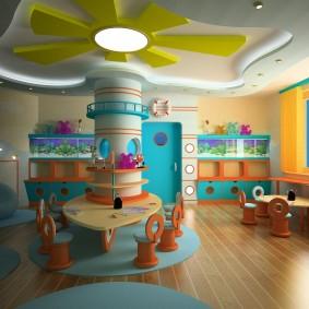 игровая детская комната идеи