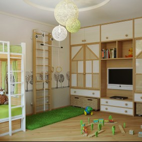 игровая детская комната интерьер идеи