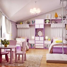 игровая детская комната фото оформления