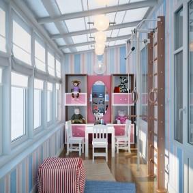игровая детская комната фото варианты