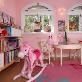 игровая детская комната фото вариантов