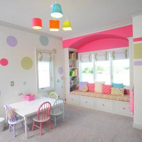 игровая детская комната идеи вариантов