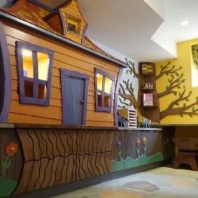 игровая детская комната обзор