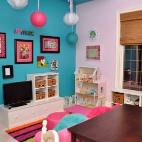 игровая детская комната фото дизайн