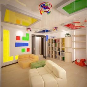 игровая детская комната фото дизайна