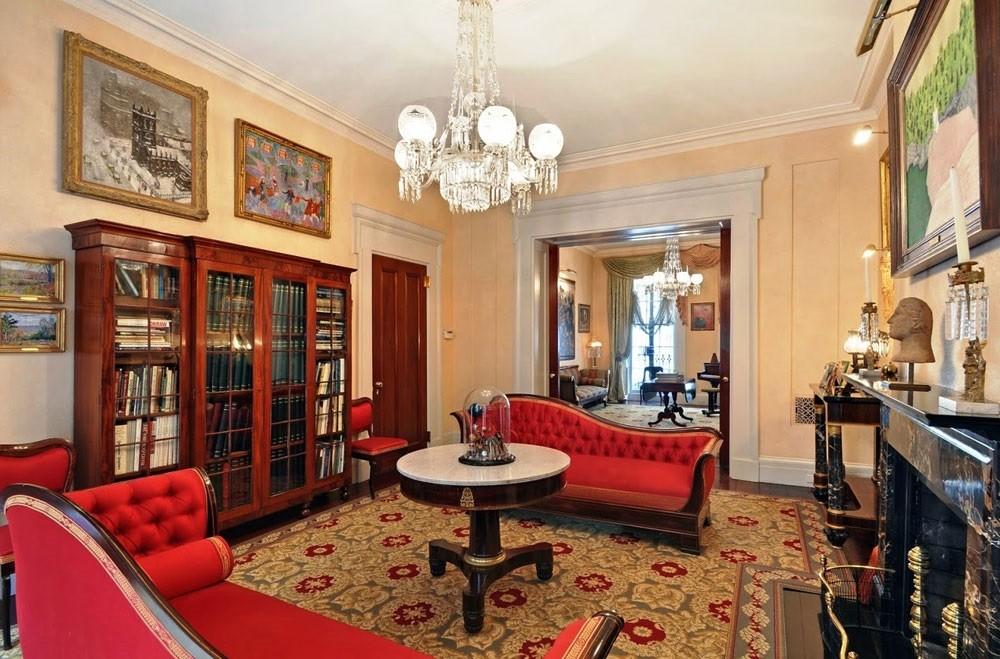 викторианский стиль квартиры