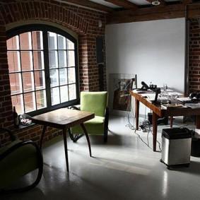 кабинет в квартире фото