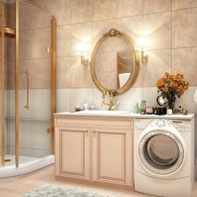 ванная комната 2019 классика