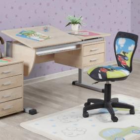 компьютерное кресло детское идеи