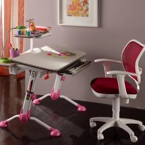 компьютерное кресло детское фото декор