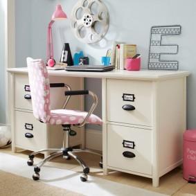 компьютерное кресло детское фото интерьер