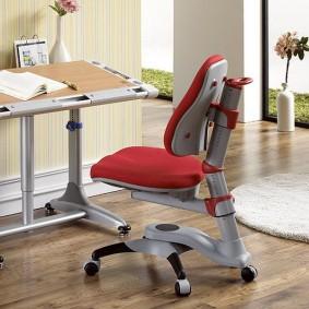 компьютерное кресло детское оформление фото