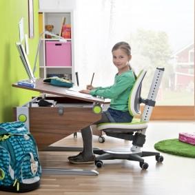 компьютерное кресло детское фото оформление