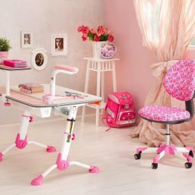 компьютерное кресло детское оформление идеи