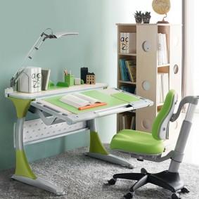 компьютерное кресло детское дизайн фото