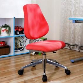 компьютерное кресло детское варианты фото