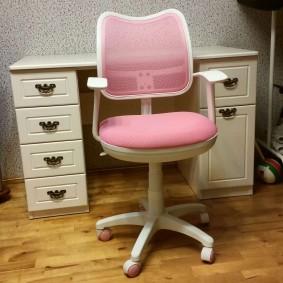компьютерное кресло детское виды
