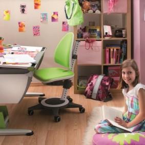 компьютерное кресло детское фото дизайн