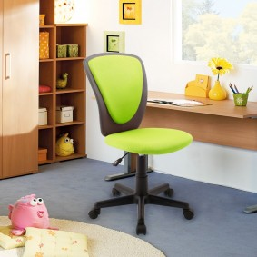 компьютерное кресло детское обзор