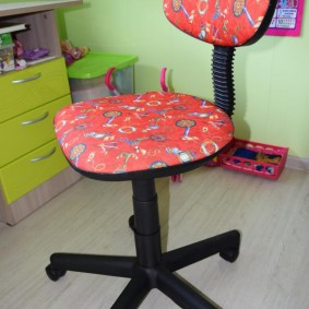 компьютерное кресло детское фото дизайна