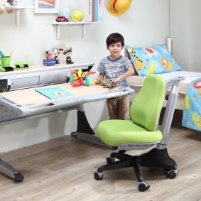 компьютерное кресло детское идеи дизайна