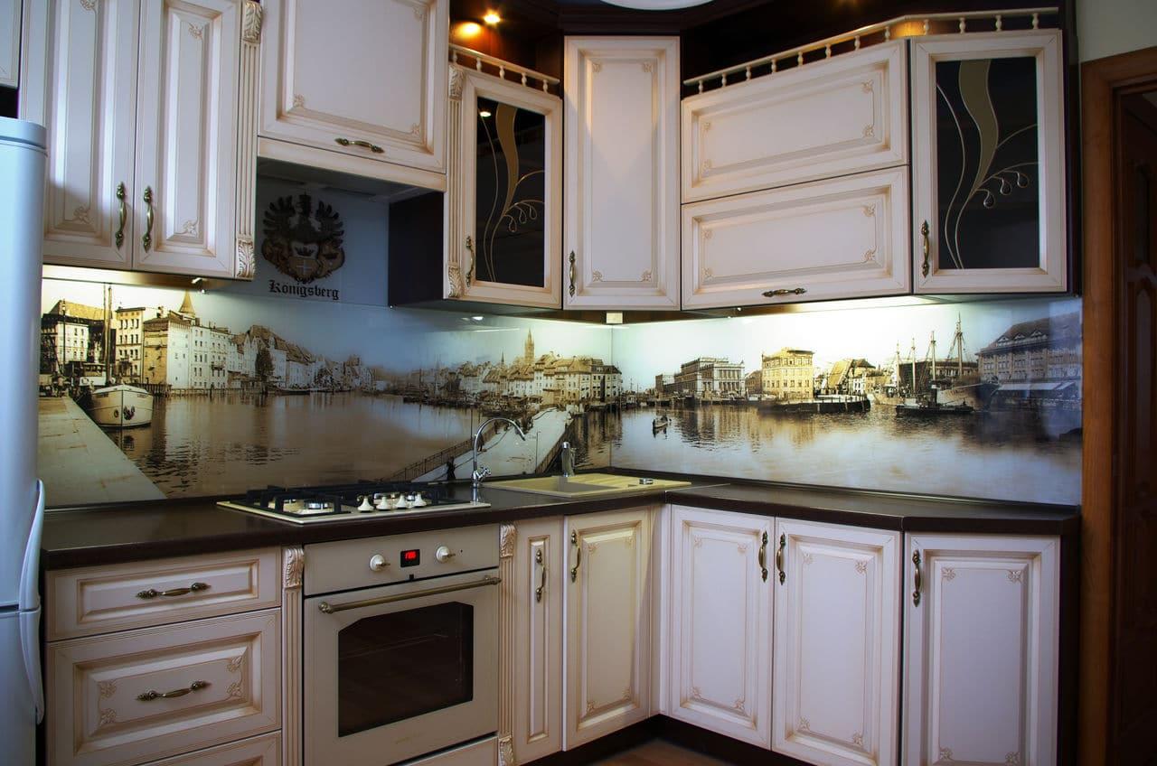 кухонный фартук из мдф фото дизайна