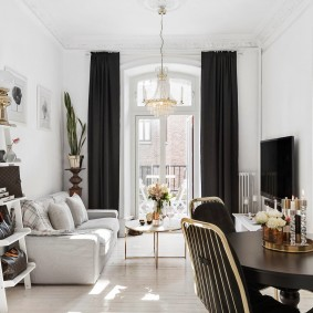 квартира в белом цвете идеи дизайн