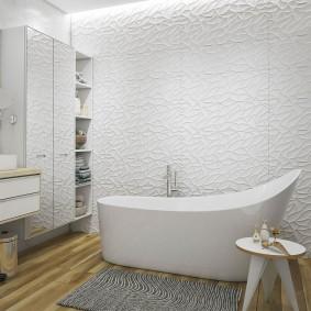 квартира в белом цвете фото декор