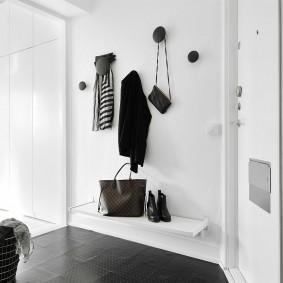 квартира в белом цвете идеи декора