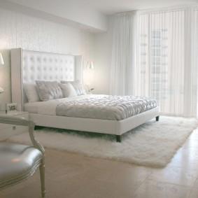 квартира в белом цвете идеи интерьера