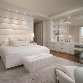 квартира в белом цвете фото видов