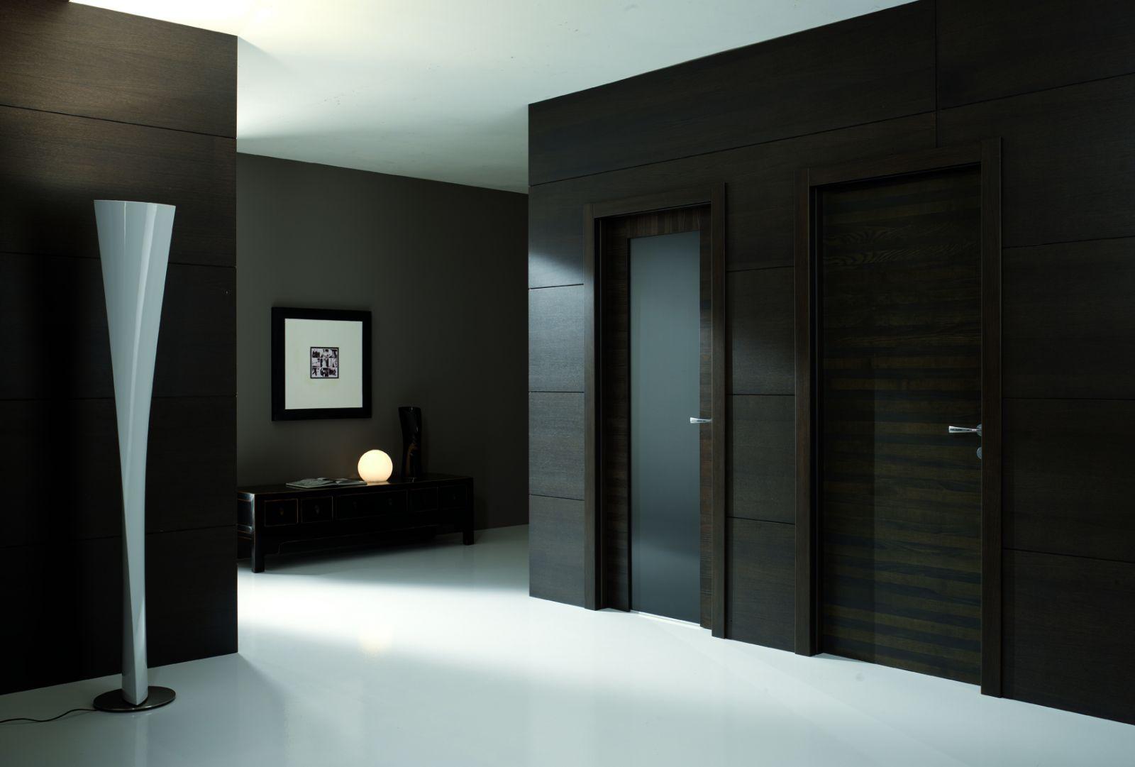межкомнатные двери в интерере