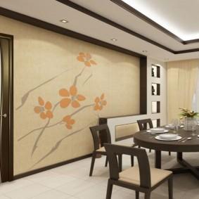 межкомнатные двери в квартире виды декора