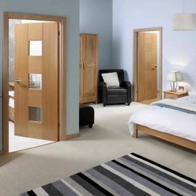 межкомнатные двери в квартире идеи фото