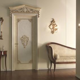 межкомнатные двери в квартире фото идеи