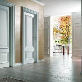 межкомнатные двери в квартире идеи варианты