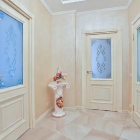межкомнатные двери в квартире идеи дизайна