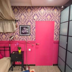 межкомнатные двери в квартире интерьер фото