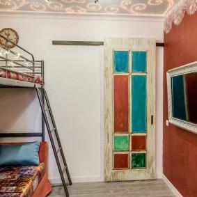 межкомнатные двери в квартире идеи интерьера