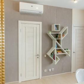 межкомнатные двери в квартире фото оформления