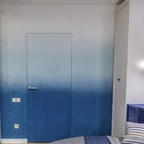 межкомнатные двери в квартире идеи оформление